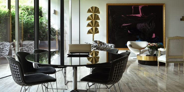 David Hicks The Australian Interior Designer S Projects And New Luxury Design Tricks