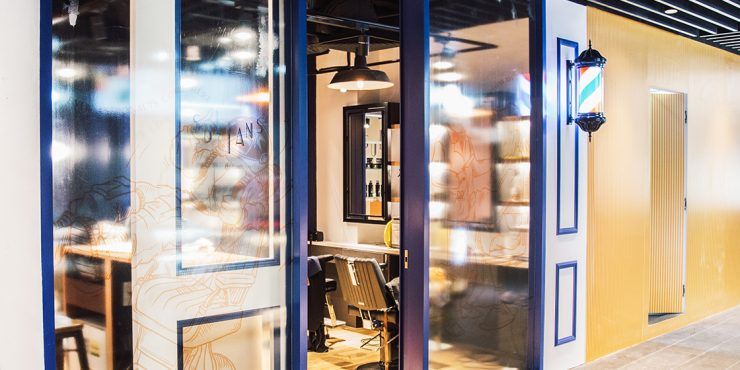 SULTANS | 4 Barbershops to Get Your Groom On | Vaniday