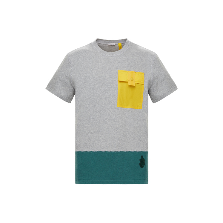 Short-sleeved T-shirt, by 1 Moncler JW Anderson (SGD635).