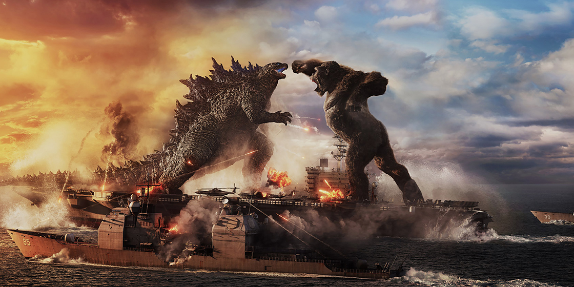 Godzilla vs. Kong: 10-word movie review - Esquire SG