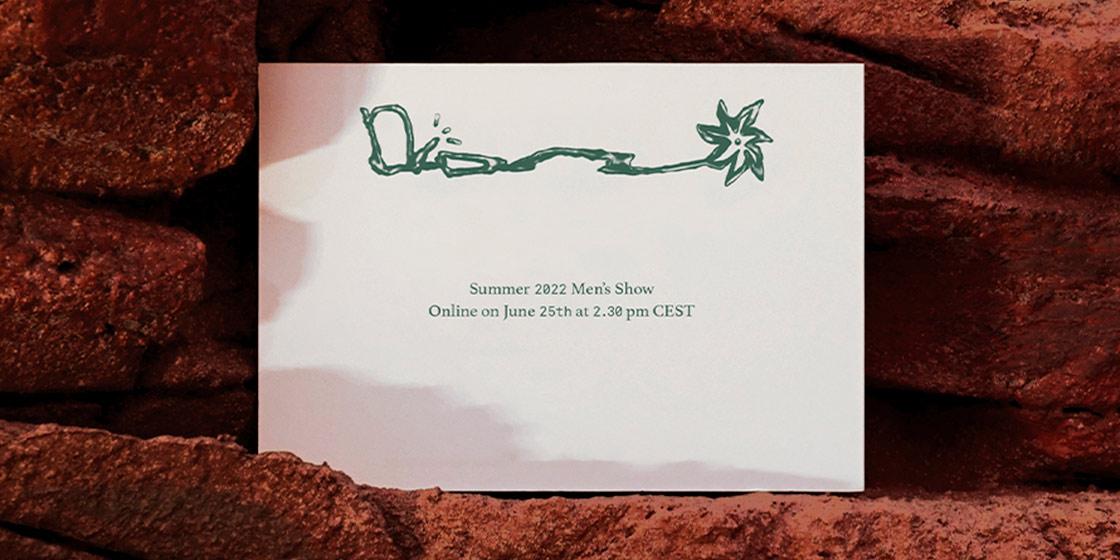 Watch the Dior Men spring/summer 2022 runway show live from Paris