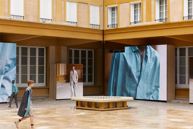 Hermès spring/summer 2022.