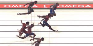 Tokyo Olympics mens 100m final