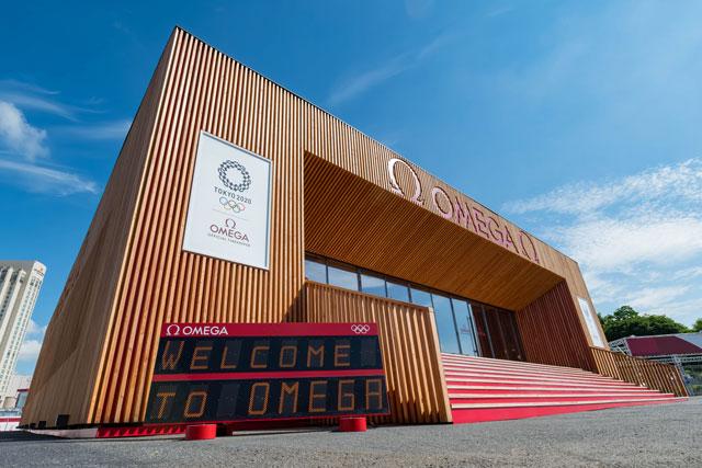 Omega timekeeping showcase Tokyo
