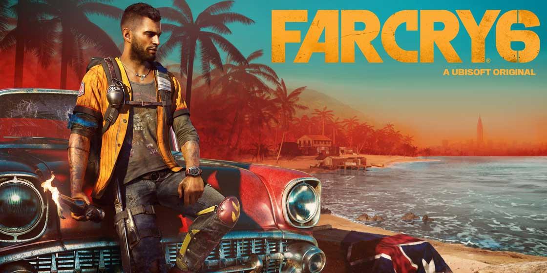 Far Cry 6 Hamilton watch feature