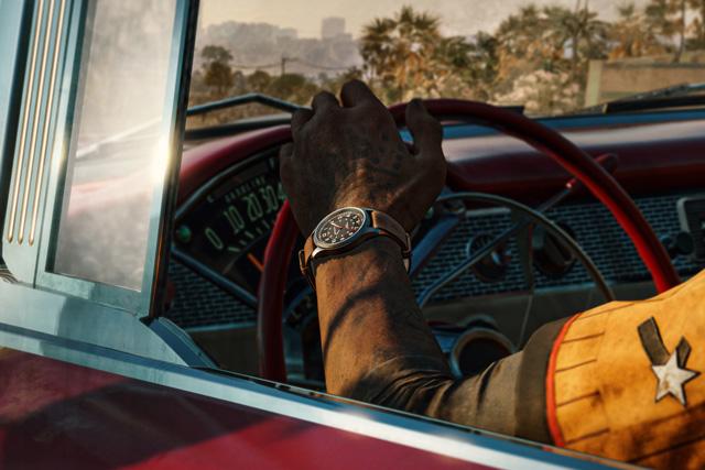 Far Cry 6 Hamilton wrist
